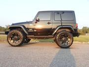 Jeep Wrangler 19600 miles