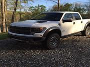 2014 FORD f-150 Ford F-150 SVT Raptor Crew Cab Pickup 4-Door