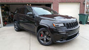 2015 Jeep Grand Cherokee Red Vapor Package