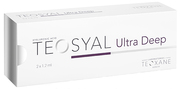 TEOSYAL ULTIMATE DERMAL FILLER  Teosyal Ultimate (23G) 22mg/ml of HA,