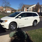2015 Honda Odyssey Wheelchair Accessible Van
