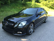 2011 Mercedes-Benz E-Class E350 4-MATIC AMG SPORT PACKAGE