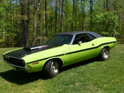1970 Dodge Challenger base