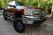 2013 Chevrolet Silverado 1500 4WD  LT-EDITION(LIFTED)