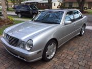 2000 Mercedes-Benz E-Class Drop Dead Gorgeous