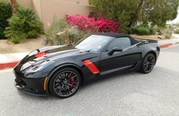 2015 Chevrolet Corvette Z06 Convertible 2-Door