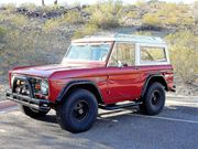 1969 Ford Bronco Sport