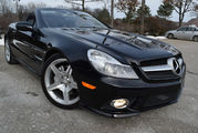2012 Mercedes-Benz SL-Class AMG PACKAGE-EDITION Hardtop Convertible 2-