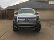 2012 Ford F-150 Platinum Crew Cab Pickup 4-Door