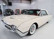 1961 Ford Thunderbird Convertible Amazing Show Restoration 390ci
