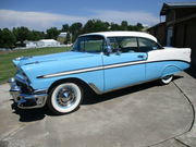 1956 Chevrolet Bel Air150210 Beautiful